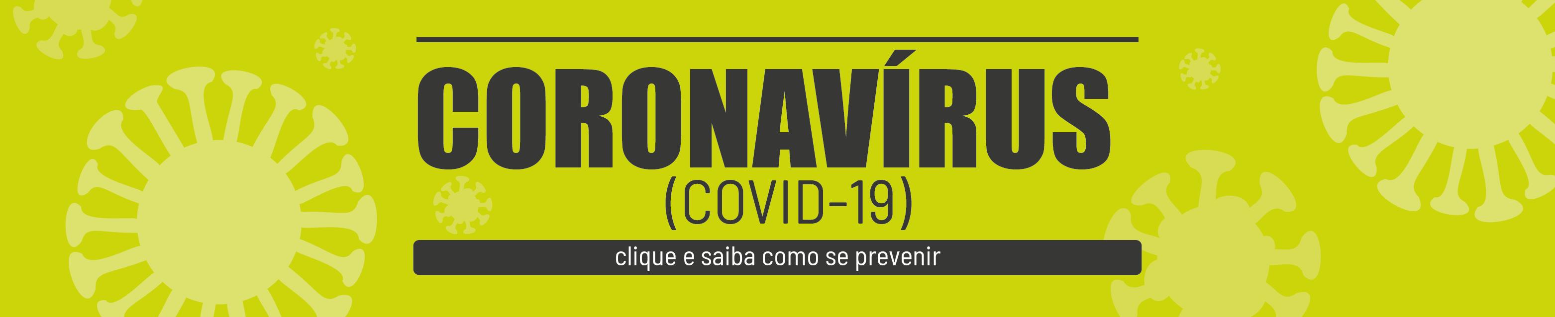 Coronavírus [COVID-19]