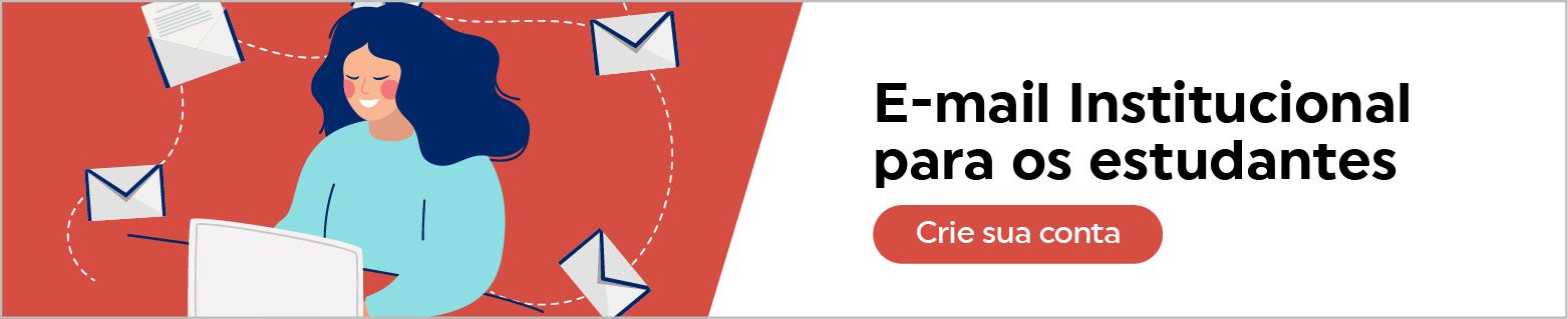 Banner - Email institucional alunos